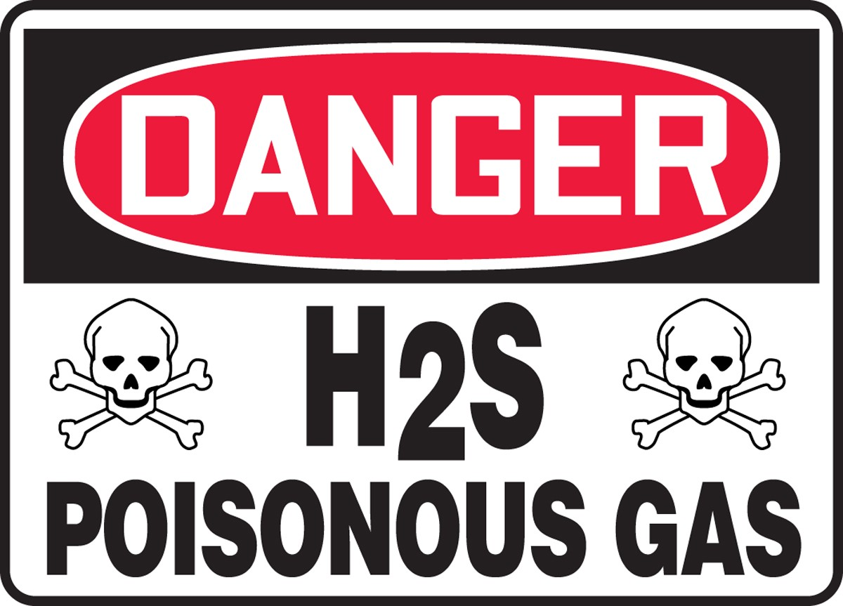 Portable Gas Detection >> H2S Hydrogen Sulfide – Top Gun Oilfield